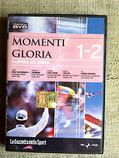Momenti di gloria  1-2 campioni del mondo - dvd