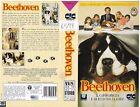 BEETHOVEN (1992) vhs ex noleggio