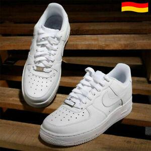 """NEU Air Force 1""""07 Herren Damen Turnschuhe Sportschuhe Sneaker Freizeitschuhe DE"""