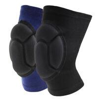 KE_ ALS_ Sponge Football Volleyball Extreme Sports Knee Pad Brace Support Guar
