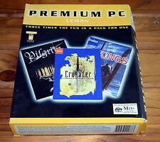 Pilgrim + Crusader + Vikings PC Games Big Box