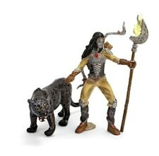 New Schleich 70428 - Noctis the Panther Man  - FREE DELIVERY !