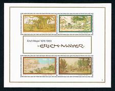 South Africa 1976 Erich Mayer Minisheet VF/NH