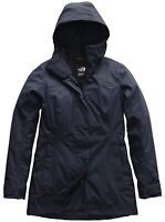 NWT Women's The North Face City Midi Trench Urban Navy Size XL