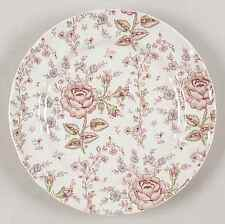 Johnson Brothers ROSE CHINTZ PINK Dinner Plate (Imperfect) 7661119