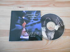 CD Jazz Emmanuelle somer/Marc estomac qu. - Odyssey (11 chanson) private press