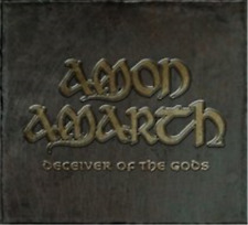 Amon Amarth-Deceiver of the Gods  (US IMPORT)  CD NEW