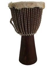 Djembe Ziegenhaut naturbelassen 35cm  drumhead trommelfell trommelhaut