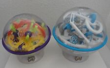 Perplexus Epic AND Original 3D Sphere Roller Ball Maze Puzzle Game Toy LOT (2)