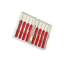 8pcs/lots hueco Agujas Desoldador herramienta Componentes Electrónicos De Acero Inoxidable