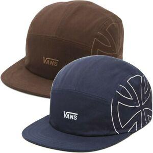 Vans Off The Wall X Independent 5 Panel Hat Cap