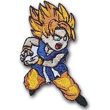 Goku Super Saiyan Dragon Ball Z Patch Embroidered Iron on Vegeta Piccolo Turtle