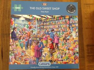 The Old Sweet Shop by Gibson 1000 Piece
