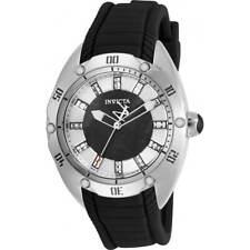 Invicta Women's Watch Venom Black Mother of Pearl Dial Rubber Strap 30971