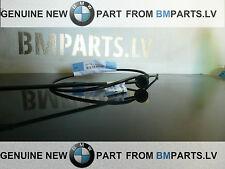 NEW GENUINE BMW  E87 E90 E91  ENGINE HOOD LOCK RELEASE CABLE REAR 51237060529