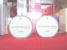 Kenneth Cole White New York Eau De Parfum Spray 3.4 oz 100 ml Women U/B