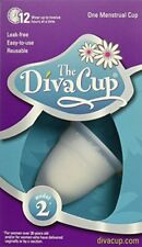 DivaCup Menstrual Solutions DivaCup Model 2 post-childbirth and/or over 30 22060