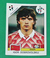 N°150 DOBROVOLSKIJ SSSR URSS PANINI COUPE MONDE FOOTBALL ITALIA 90 1990 WC WM