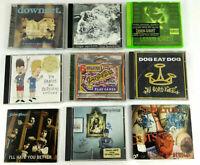 Lot de 9 CD Hard Rock  Sepultura Suicidal Tendencies etc  Envoi rapide et suivi