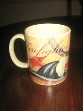 Firefighter's Prayer Coffee Cup Mug Prayer by Robin Fogle Dicksons, Inc.