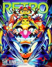RETRO Video Game Magazine, Issue 04 2014, Platform Gamer Issue, Mario Sonic Bonk