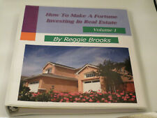 Reggie Brooks  Investing in Real Estate & Abandoned Properties How To Course