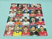 Panini Adrenalyn XL Uefa Euro EM 2020  alle 20 Captain Karten Kapitän