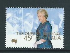 AUSTRALIA 2000 QUEENS BIRTHDAY UNMOUNTED MINT, MNH