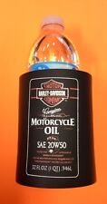 1993 DB Bike Week Can Cooler HD Motorcycle Oil SAE 20W50 IMAGE