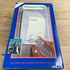 The Dispenser II For Shampoo, Conditioner, Soaps & Lotions In Shower - New