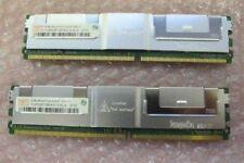 Original Dell 4Gb memory Precision T5400 PC2-5300F 2x2G