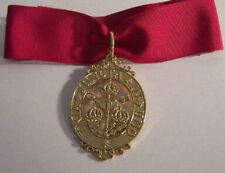 Medieval Royal Britain Knight Order Bath Award Civil Service Merit Medal Orden U