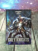 Warhammer 40,000 40K: Codex Grey Knights 7th Edition
