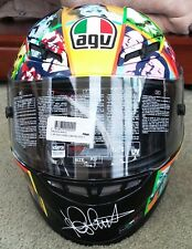 New Valentino Rossi Faces Laguna Agv GP Tech Race Helmet XS small corsa pista