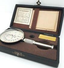 Vintage Giroux Paris Bailliart Tonometre Tonometer Opthalmology Instrument