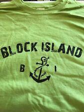 Block Island T-shirts Large