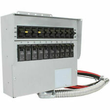 Reliance Controls 310D Manual Transfer Switch