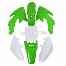 Fit HONDA CRF50 XR50 SDG SSR 50cc-125cc PLASTIC KIT FENDER Dirt Pit Bike Green