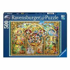 Ravensburger Disney Family 500 Pieces Jigsaw Puzzle (RB14183-8)