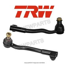 NEW BMW 740i 740iL 750iL Set of Left and Right Tie Rod Assemblies TRW OEM