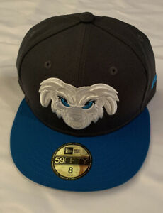Lake Elsinore Cadejos Storm New Era Copa Diversion 59FIFTY Fitted Hat NWT 8