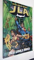 DC Comics Justice League of America JLA New World Order TPB