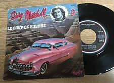 45 tours Eddy Mitchell 9 Le coup de foudre Chaque matin il se lève