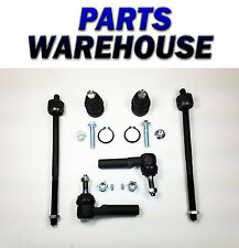 6Pc Tie Rod End & Ball Joint Kit - Chrysler Pt Cruiser/Dodge Neon 5Yr Wrty
