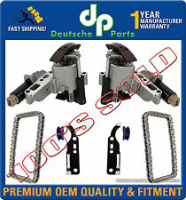 AUDI A4 A6 ALLROAD PASSAT CAM TIMING CHAIN TENSIONER LEFT RIGHT Cyl 1-3 4-6 KIT