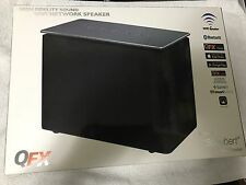QFX - Elite Series E-350 Schubert Wireless Speaker for Streaming Music (1-Pac...