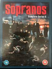 The Sopranos - Series 5 - Complete (DVD, 2005)