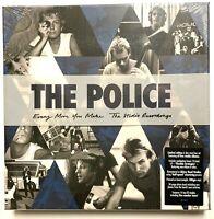The Police Every Move You Make: The Studio Recordings LP Vinyl Record Album Set