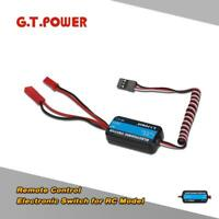 Hot G.T.POWER Remote Control Electronic Switch for RC Airplane Car E4I1