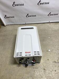Rinnai V65e REU-VC2025W-US Automatic Instantaneous Water Heater Natural Gas Q-31